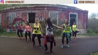 MOVE IT UP - Karetus Ft. Supa Squad / Zumba® Noemi Corrales