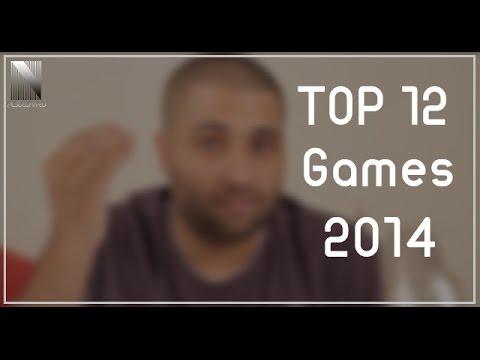 أفضل 12 لعبة لعام 2014