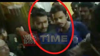 Breaking | Drunk AEC Students vandalize Wedding in Jalukbari