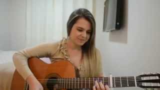 Amanda Victória - Cover Domingo de Manhã - Marcos e Belutti