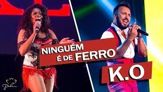 Ninguém é de Ferro - K.O. | Wesley Safadão e Marília Mendonça ...