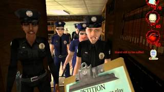 """Postal 2 """"You have the right to remain silent!"""""""