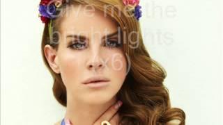 Brite Lites by Lana Del Rey with lyrics