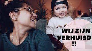 De GROTE verhuizing, KLEDING shoplog voor BABY & eerste INTERIEUR beelden | WEEKVLOG | DE HUISMUTS