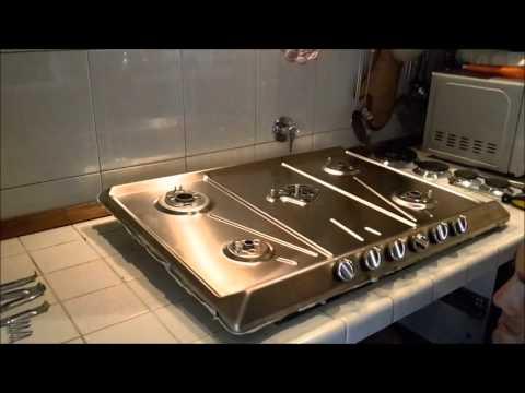 Come sostituire un piano cottura fai da te mania - Piano cucina fai da te ...