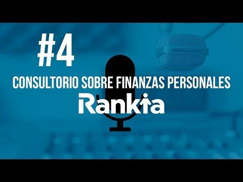 Cuarta edición del consultorio de finanzas personales donde los segundos miércoles de cada mes, los especialistas de Rankia intentarán ayudarte a mejorar tus finanzas personales.