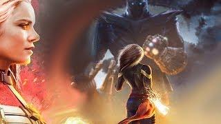 Captain Marvel Origin and Powers Explained width=