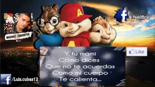 Alvin Y Las Ardillas - Borro Cassette [Maluma] [Letra]