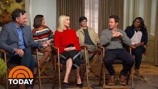 Mark Wahlberg, Rose Byrne And 'Instant Family' Cast Talk New Film | TODAY
