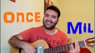 Abel Pintos - Once Mil ( Cover - Félix Quiñones)