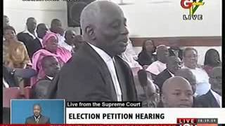 2012 Election Petition Hearing - Day 19 (20-5-13) width=