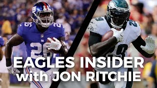 Philadelphia Eagles vs. New York Giants: NFL Insider with Jon Ritchie