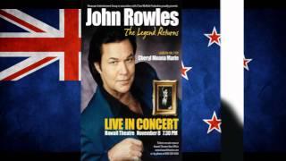 John Rowles sings 'Cheryl Moana Marie'
