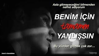 Shawn Mendes - Perfectly Wrong (Türkçe Çeviri)