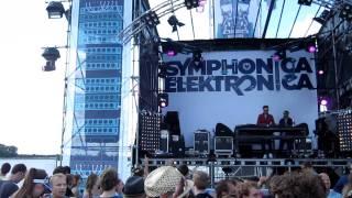 Symphonica Elektronica Festival - Aeroplane Live (Lykke Li - I Follow Rivers (The Magician Remix)