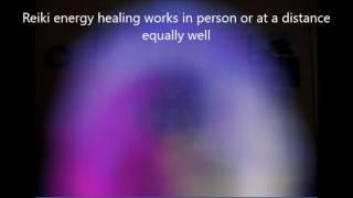 Reiki aura scanning - distance healing - aura images live