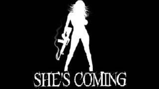 """Black Rain"" By SHE'S COMING"