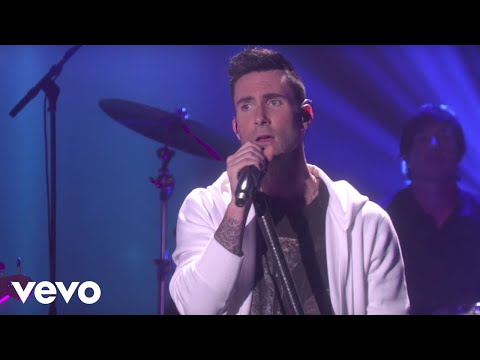Maroon 5 - Cold (Live Ellen Show)