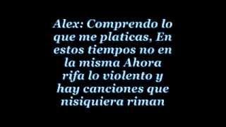 Solo Detalles Alex Rivera y Luis Coronel (LETRA)