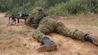 B 3-69 AR Joint Company Live Fire Demonstration