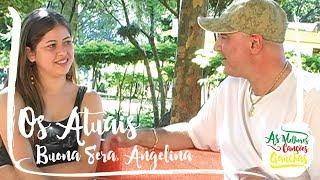 Os Atuais - Buona Sera, Angelina (Videoclipe Oficial - Clipe DVD)