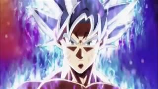 Goku Ultra Instinct Vs Jiren [AMV] Skillet - Feel Invincible