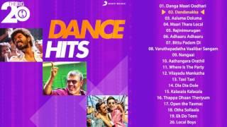 Top Dance Hits 2016   Tamil   Jukebox width=