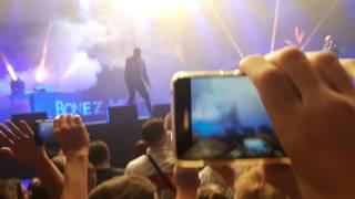 187-Geschichte-Live in Freiburg/Eröffnung
