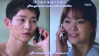 [MV] Yoonmirae (윤미래) - Always | (Descendants Of The Sun) OST Part.1 | [Sub Español+Rom+Hangul]