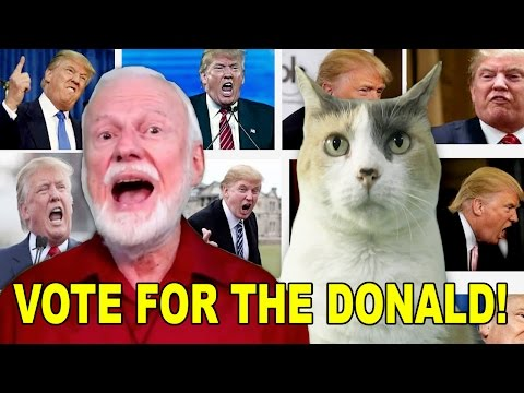 VOTE FOR THE DONALD!
