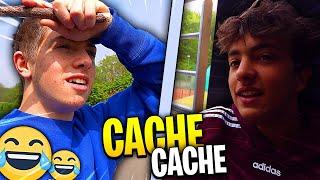 CACHE CACHE À 2 ! (Ft. Inoxtag)