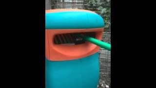 HosePro Automatische Tuinslang Haspel 30 meter