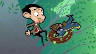 Teddy crashed | Mr. Bean Official Cartoon