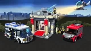 Museum Break-in  - LEGO City - 60008