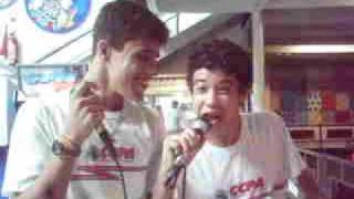 Pedro e Hercílio - Dig Dig Joy (ao vivo no Shopping)