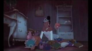 """סרטים מצוירים מצחיקים לילדים """"הנסיכה והצפרדע"""" בעברית"""