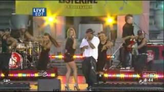 Fergie - Fergalicious LIVE at Sunrise Morning Show.avi
