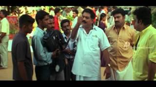 Vamanapuram Bus Route Malayalam Movie | JagathySreekumar | Insults his Friends width=