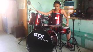 Bullets by Creed Drum Cover by DRUMMIGUEL