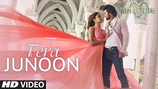 Tera Junoon Video Song | Machine | Jubin Nautiyal |Mustafa &  Kiara Advani |T-Series width=