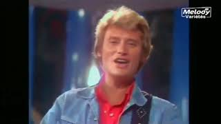 Johnny Hallyday   Hey lovely lady   TV 13 07 1975 clip dan sadydan
