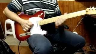 Solo Guitar-Dono do Mundo/INTERPRETAÇÃO DE REARMONIZAÇÃO /GuitarElias/jUNINHO AFRAM/FERNANDINHO/