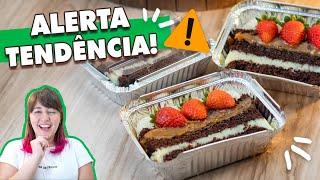 FATIAS NA MARMITA - perfeita para DELIVERY! | Tábata Romero