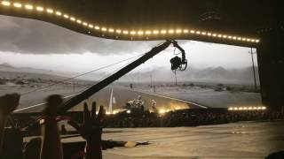 U2 Tampa Front Row 2017 Part 3
