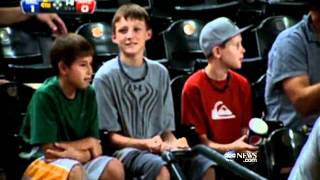 Young Baseball Fan's Act of Generosity | World News Tonight With David Muir | ABC News