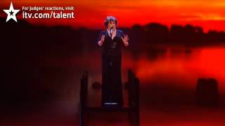 Susan Boyle sings Madonna hit Youll See - Britains Got Talent 2012 Final