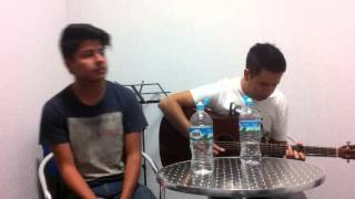 Jafet Samayoa y Omar Cruz -Purificame (Cover)