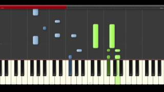 Cafe Tacuba Futuro piano midi tutorial sheet partitura cover app karaoke