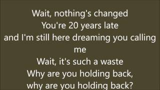 Lena - If I wasnt your daughter (LYRICS)