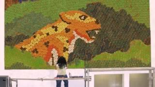 Mural Murmullos de la tierra - Daniela Palacios